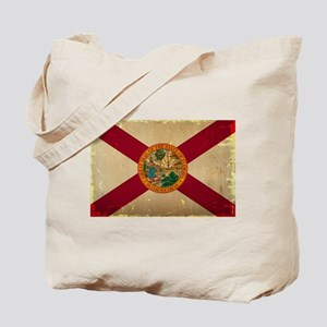 Florida State Flag VINTAGE Tote Bag