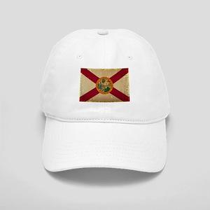 Florida State Flag VINTAGE Baseball Cap
