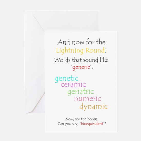 Can you say 'generic'? Greeting Card