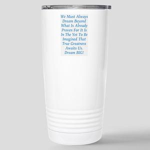 The Yet To Be Imagined Travel Mug