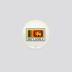 Sri Lanka Mini Button