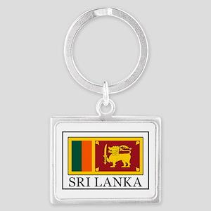 Sri Lanka Keychains