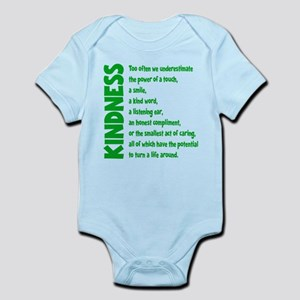 POWER OF TOUCH Infant Bodysuit