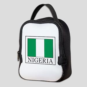 Nigeria Neoprene Lunch Bag