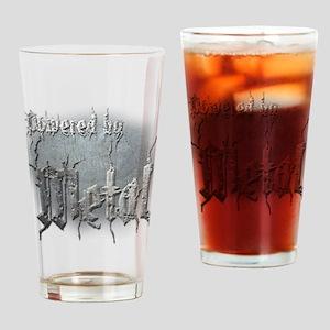 Metal 4 Drinking Glass