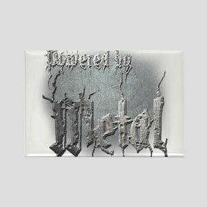 Metal 4 Rectangle Magnet
