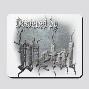 Metal 4 Mousepad
