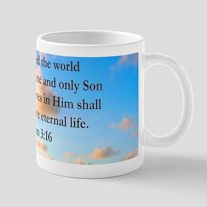 UPLIFTING JOHN 3:16 Mug