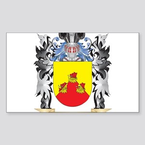Becket Coat of Arms - Family Crest Sticker