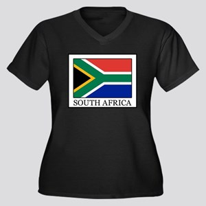 South Africa Plus Size T-Shirt