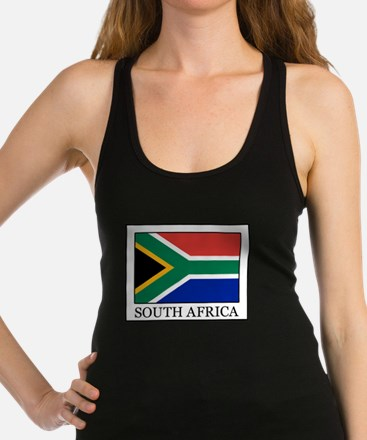 South Africa Racerback Tank Top