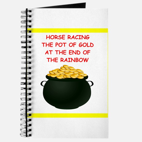 horse racing joke Journal