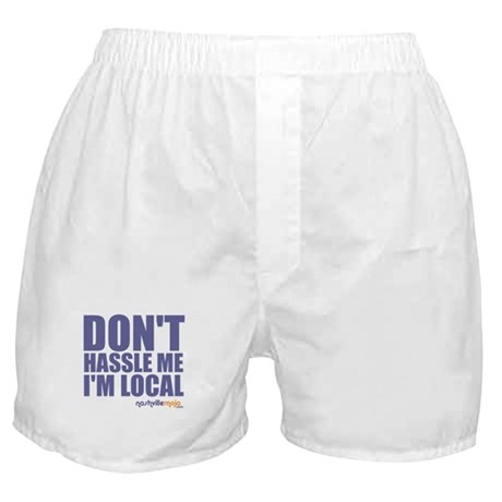 (Hassle-Local) Boxer Shorts