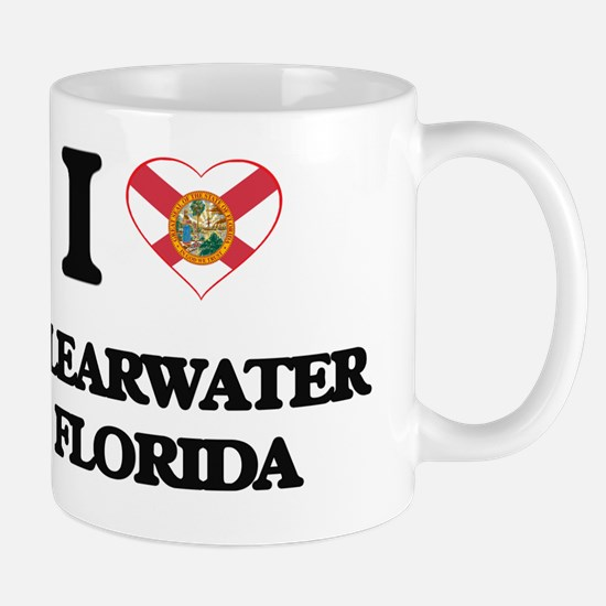 I love Clearwater Florida Mug
