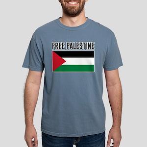 Free Palestine Mens Comfort Colors Shirt