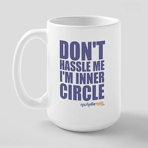 (Hassle-Inner Circle) Large Mug