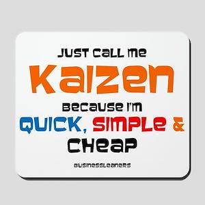 Kaizen Mousepad