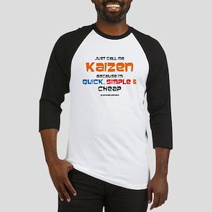 Kaizen Baseball Jersey