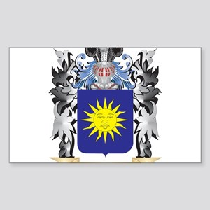 Belli Coat of Arms - Family Crest Sticker