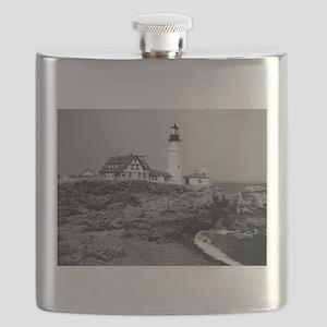 Portland Head Lighthouse Flask