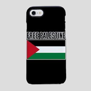 Free Palestine iPhone 7 Tough Case