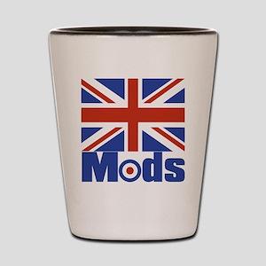 Mods Shot Glass