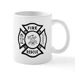 Fire Rescue Mug