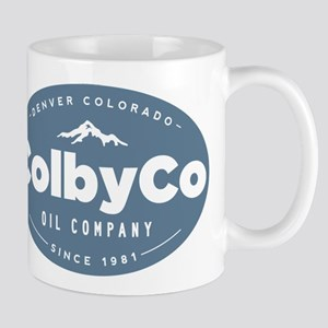Dynasty ColbyCo Oil Mugs