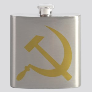 Hammer_and_sickle Flask