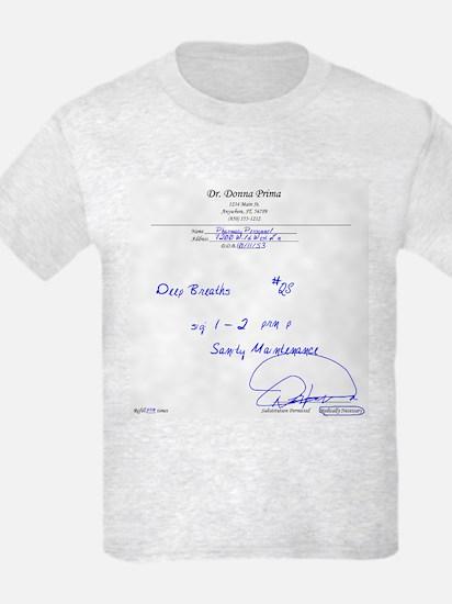Prescription for Sanity T-Shirt