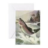 Fish Greeting Cards (10 Pack)