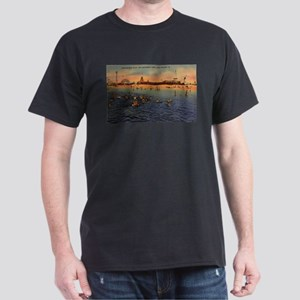Vintage Pontchartrain Beach Artwork T-Shirt
