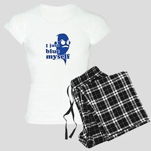 I Blue Myself Women's Light Pajamas