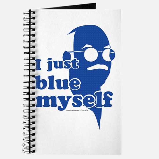 I Blue Myself Journal