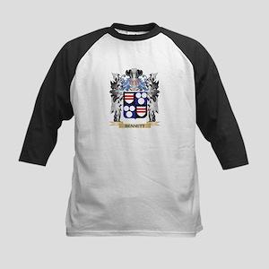 Bennett Coat of Arms - Family Cres Baseball Jersey
