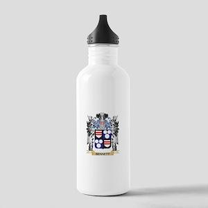 Bennett Coat of Arms - Stainless Water Bottle 1.0L