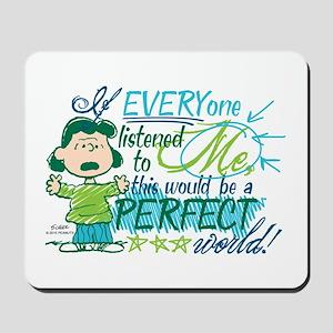 Lucys Perfect World Mousepad