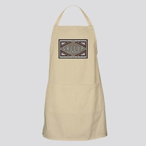 Gallup, New Mexico BBQ Apron