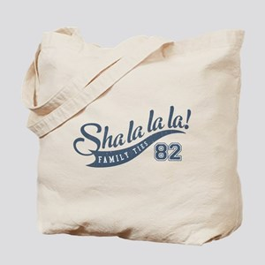 Family Ties Sha La La La Tote Bag
