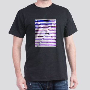 Crossed Out Lines T-Shirt