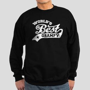 World's Best Grampy Ever Sweatshirt (dark)