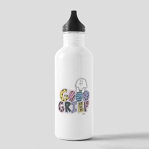 Charlie Brown Good Grief Water Bottle