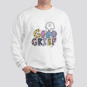 Charlie Brown Good Grief Sweatshirt