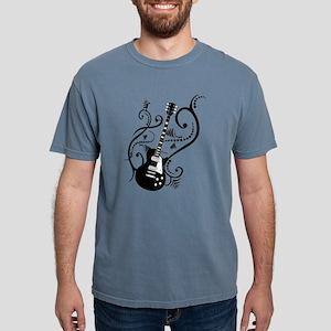 Retro Guitar waves T-Shirt
