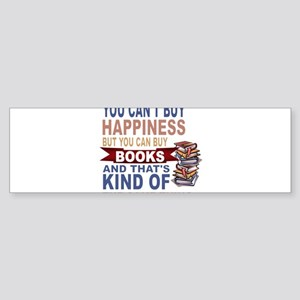 Books Rock Bumper Sticker