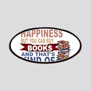 Books Rock Patch