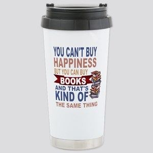 Books Rock Travel Mug