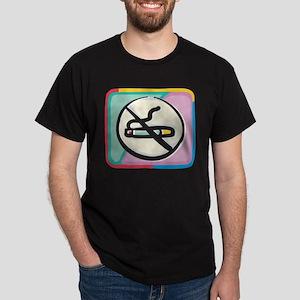 Cool No Smoking Dark T-Shirt