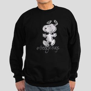 Snoopy Beagle Hugs Sweatshirt