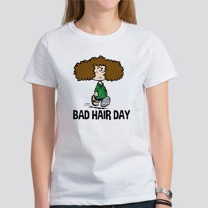 Peppermint Patty Bad Hair Day T-Shirt